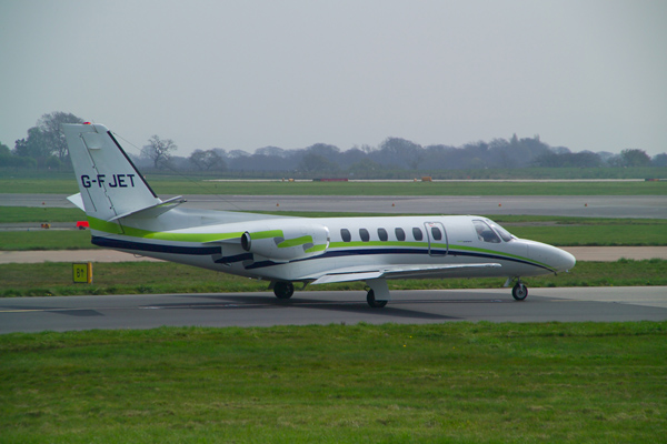 Cessna Citation Aircraft FreeFoto.com